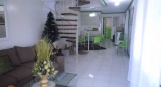 Tagaytay Townhouse 3 bedrooms 3 bathrooms with 4th floor roofdeck for long term rent near Tall Vista Hotel