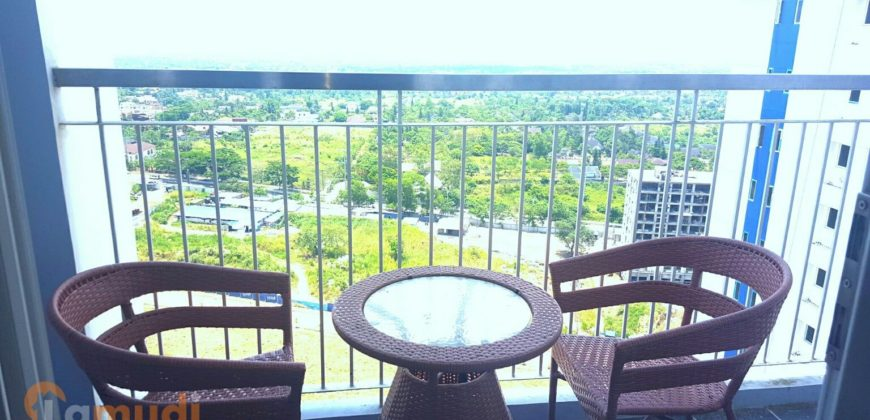 Fully Furnished Condo Unit – SMDC Tagaytay City
