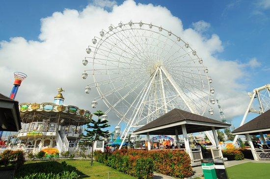 tagaytay highlands skyranch the eye