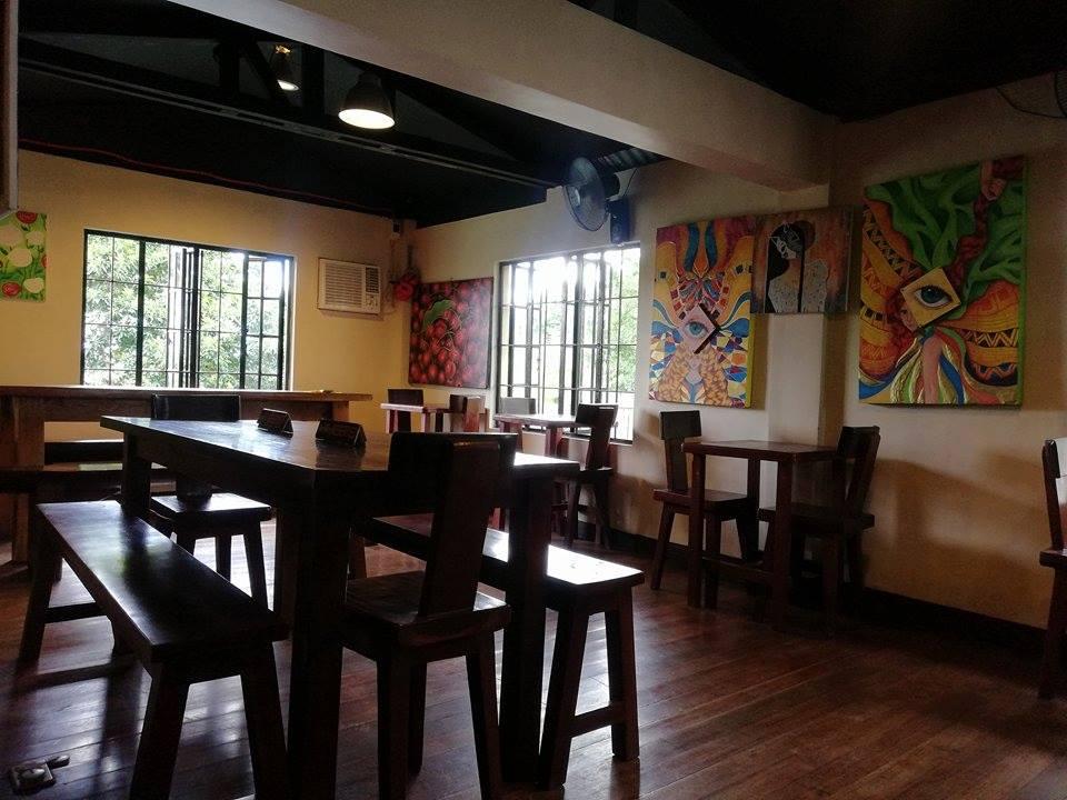 rustic breakfast spots in tagaytay balai ma-yi