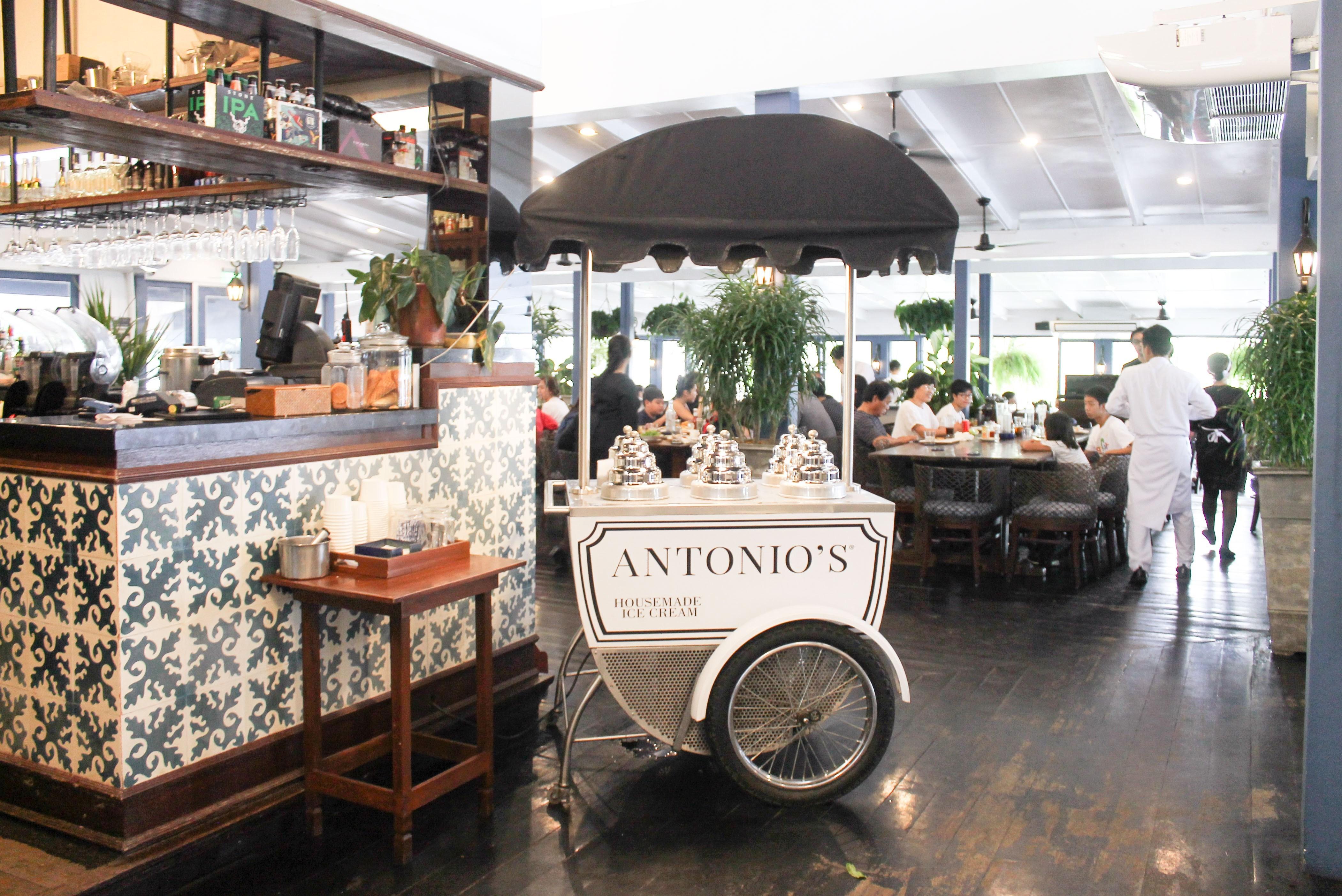 rustic breakfast spots in tagaytay breakfast at antonios