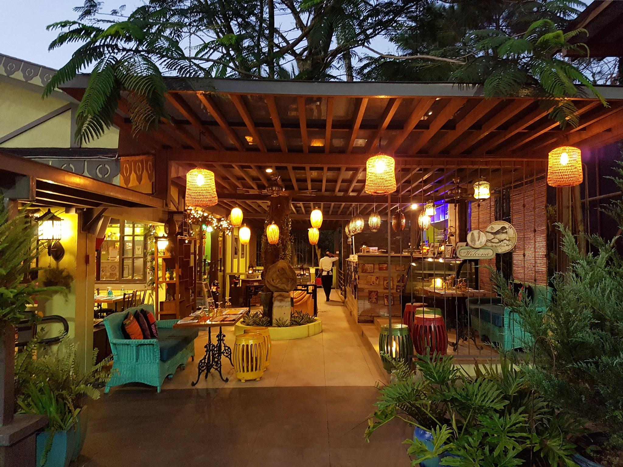 rustic breakfast spots in tagaytay cafe voila
