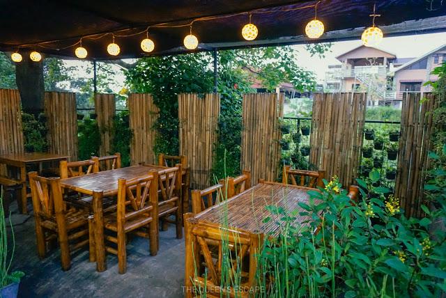 rustic breakfast spots in tagaytay char's garden cafe