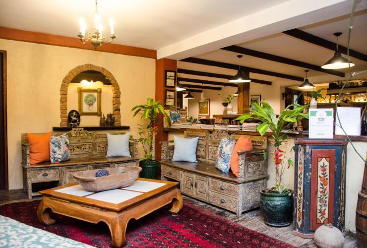 rustic breakfast spots in tagaytay chateau hestia