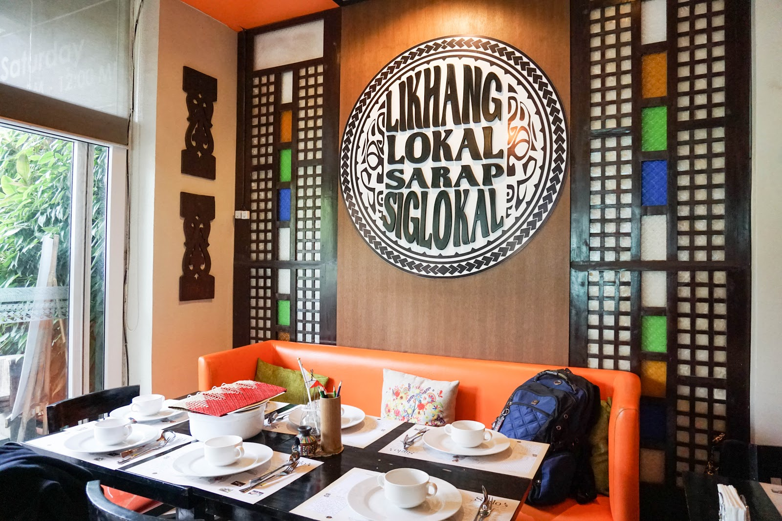 rustic breakfast spots in tagaytay siglo modern filipino