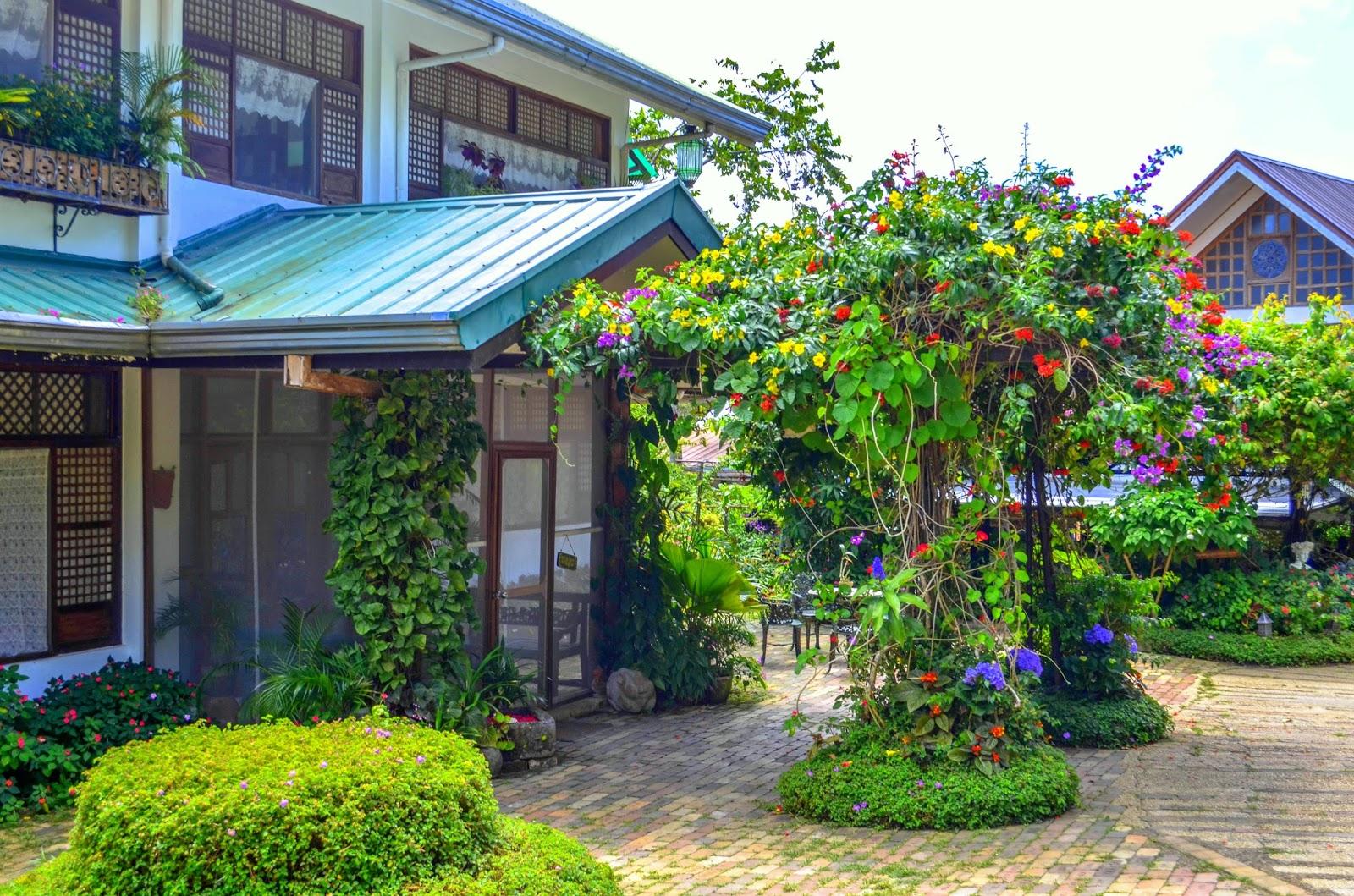 rustic breakfast spots in tagaytay sonya's secret garden